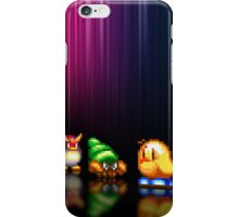 New Zealand Story pixel art iPhone Case/Skin