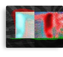 Digital DNA Canvas Print