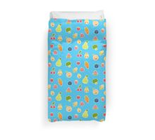 Emotional Produce Duvet Cover