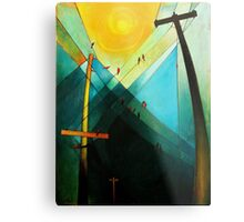 Earth Bound Power #7 (The Son is Risen) Metal Print