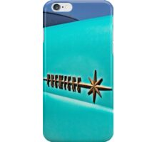 Turquoise Premiere iPhone Case/Skin