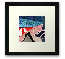 Thirty Three Framed Print