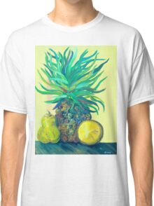 Pear and Pineapple Classic T-Shirt