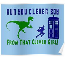 Run Clever Boy, From That Clever Girl Poster