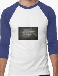 Nightfall in Middle-Earth Men's Baseball ¾ T-Shirt