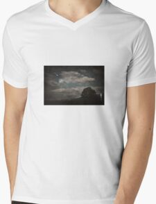 Nightfall in Middle-Earth Mens V-Neck T-Shirt