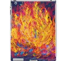 Fire and Passion - Here's to New Beginnings iPad Case/Skin