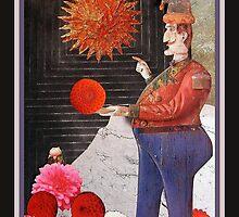 Clown – Card by Duckydaddles