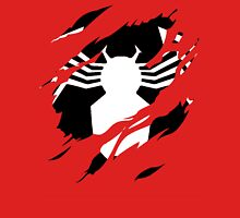 Secret Identity: Symbiote Spider Man Unisex T-Shirt