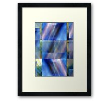 Abstract Composition – June 28, 2010  Framed Print