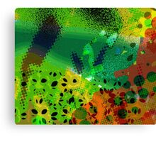 Red Tide Canvas Print