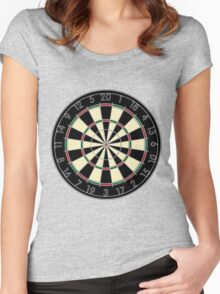 HIT ME! Women's Fitted Scoop T-Shirt