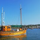 Keel Boat -Howth,Ireland by Ferdinand Lucino