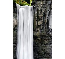 Taughannock Falls Waterfall Landscape Photographic Print