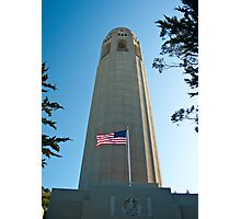 Coit Tower, San Francisco Photographic Print