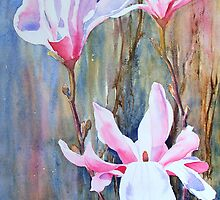 Magnolias by Ruth S Harris