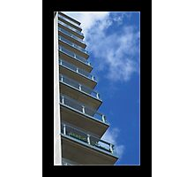 Manchester Highrise Living Photographic Print