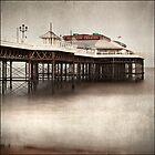 Cromer Pier, Norfolk by DaveTurner