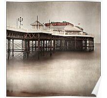 Cromer Pier, Norfolk Poster
