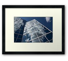Sky and Sky Framed Print