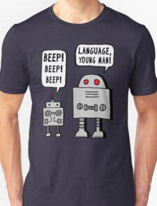 Beeping Robot T-Shirt