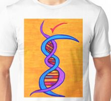 DNA Dancer Unisex T-Shirt