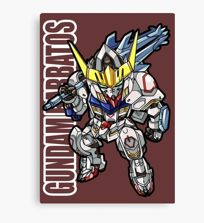 Iron Blooded Orphans Canvas Print