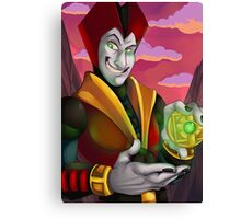 Shinnok Canvas Print