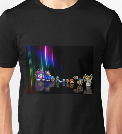 Wonder Boy in Monster World pixel art T-Shirt