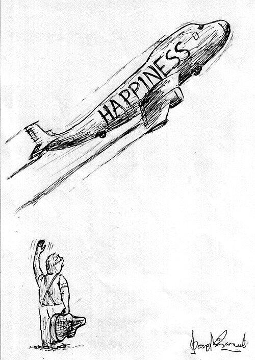 Happiness by Joseph Zammit