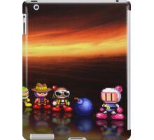 Bomberman - Panic Bomber pixel art iPad Case/Skin