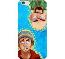 brba - walt x jesse iPhone Case/Skin