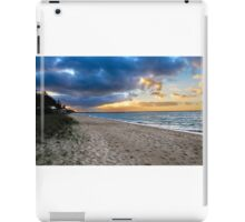 Dromana beach iPad Case/Skin