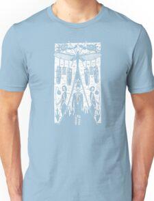 """""""Enter Here"""" Unisex T-Shirt"""