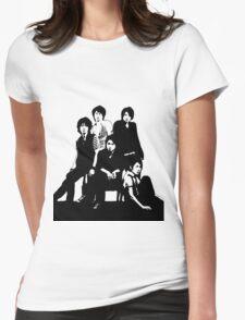 [J-POP DESIGNS] ARASHI BAND Womens Fitted T-Shirt