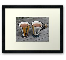 Slow Cooked Hot Chocolate Framed Print