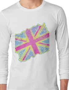 Union Jack Tee Long Sleeve T-Shirt