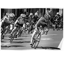 Tour of the Gila Criterium Race 2010 Poster