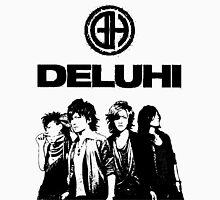 DELUHI 1# BAND + LOGO Unisex T-Shirt