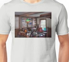 Pharmacist - Pharmacist from the 1880's  Unisex T-Shirt