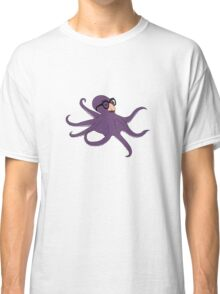 Purple Disguise Octopus Classic T-Shirt