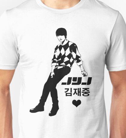 JAEJOONG - JYJ (Former DBSK) Unisex T-Shirt