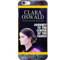 Clara Oswald on National Geographic iPhone Case/Skin