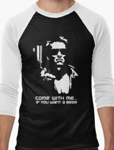Terminator Men's Baseball ¾ T-Shirt