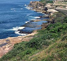 Sydney Coast  by DonovanTM