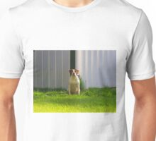 Guard Dog....just doing his job Unisex T-Shirt