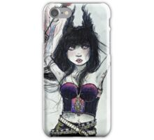 The Timekeepers iPhone Case/Skin