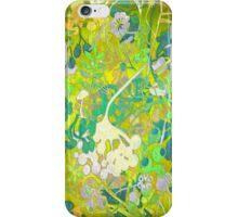Wacky Retro Floral 2 iPhone Case/Skin