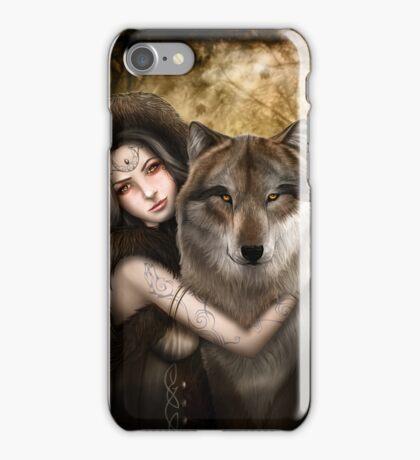 Untamed iPhone Case/Skin