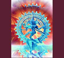 5174i Shiva Dancing T-Shirt